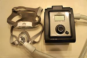 CPAP治療器